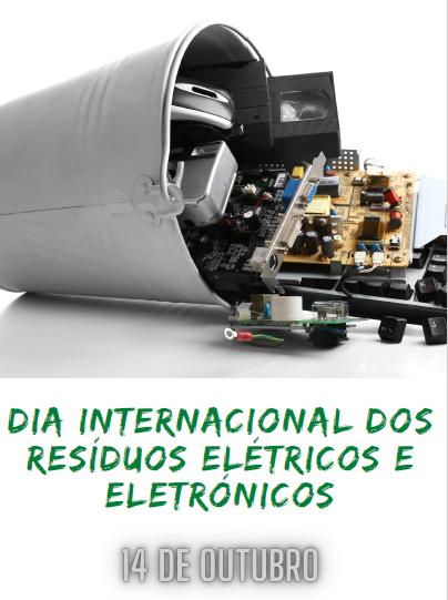 Dia Internacional dos Resíduos Elétricos 2020