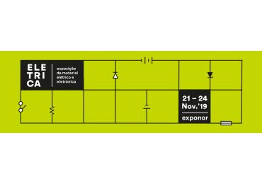 Presença na feira ELETRICA 2019 – Exponor