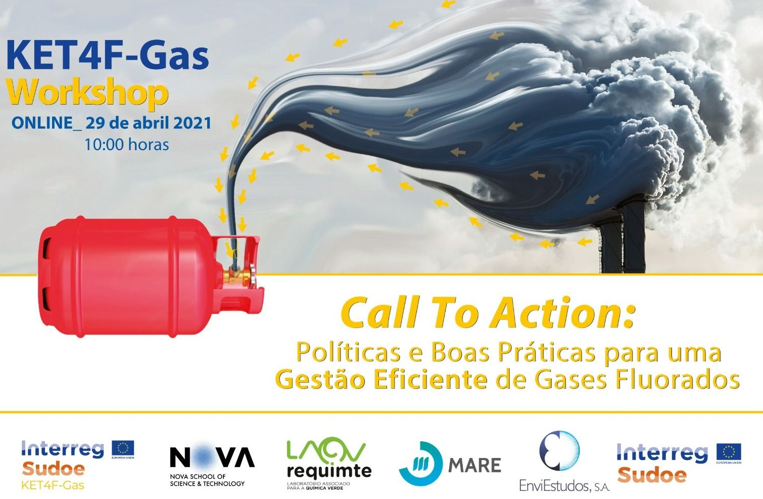 Workshop KET4F-Gas: Call to Action   29 abril 2021