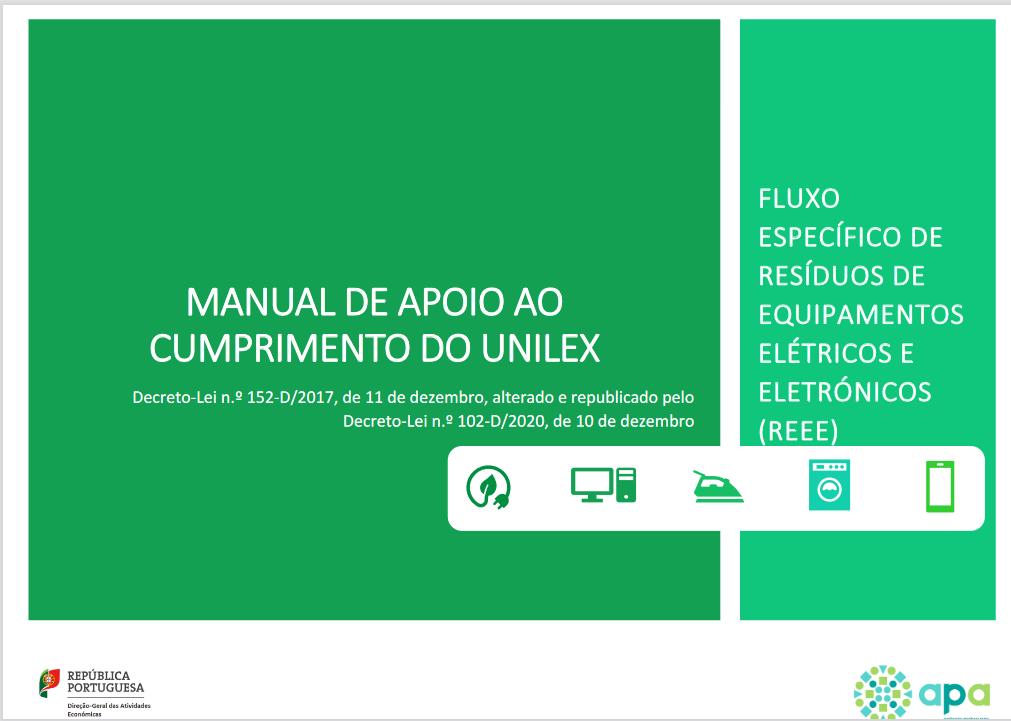 Manual de Apoio ao Cumprimento do Unilex